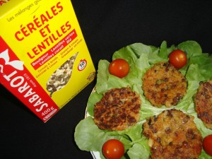 Galettes céréales lentilles légumes (1)