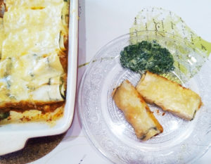 lasagna-roll-spinach-cheese-fresh