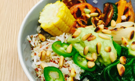 Veggie Bowl, the new trend that is all the rage!