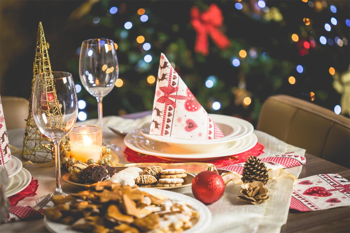 Repas de Noël, remplacer les traditionnels