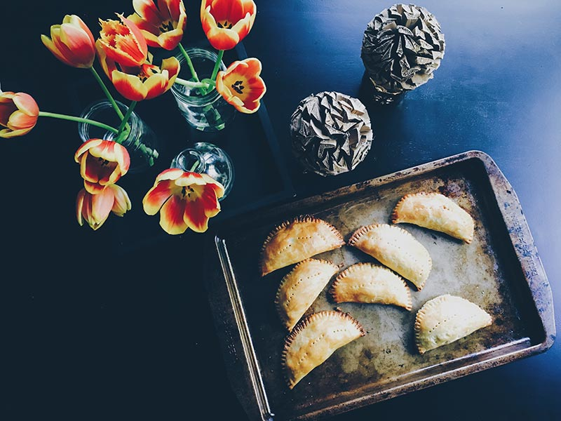 Les empanadas tendance veggie 2017