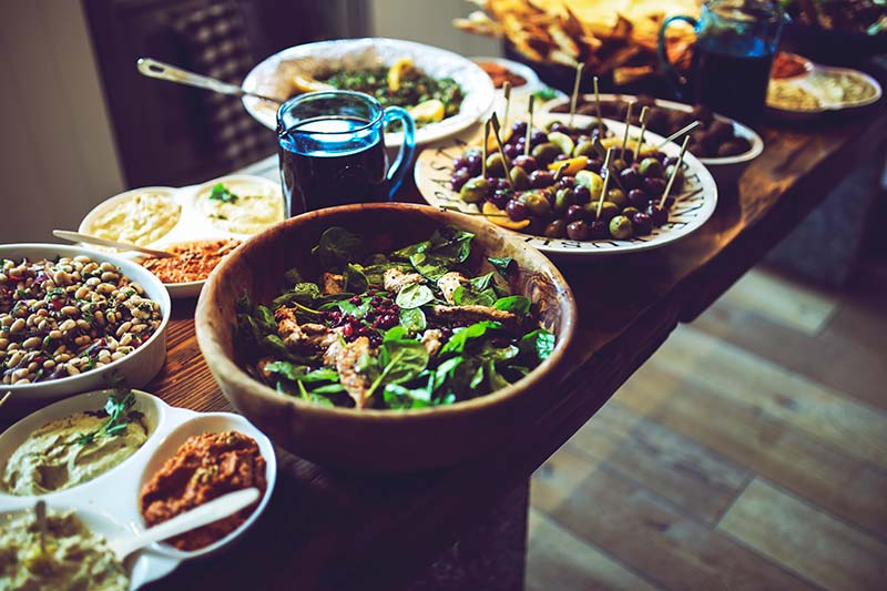 Snacks healthy tendance veggie 2017
