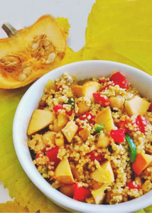 taboule-with-roasted-pumpkin