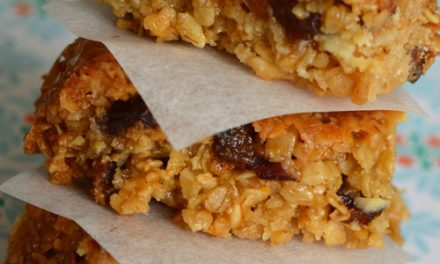 FlapJacks ou biscuits à l'avoine