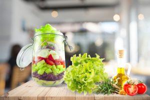 salade bottle