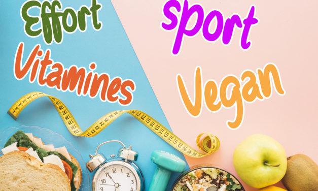 On peut être Vegan, végétarien, végétalien ou flexitarien ET faire du sport !