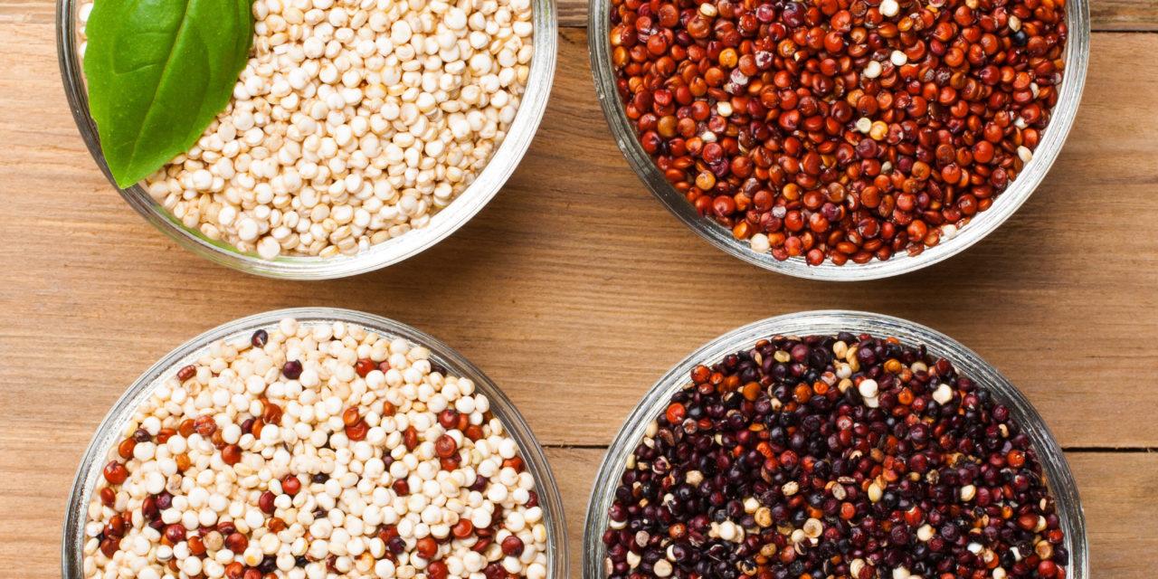Cuisson du quinoa