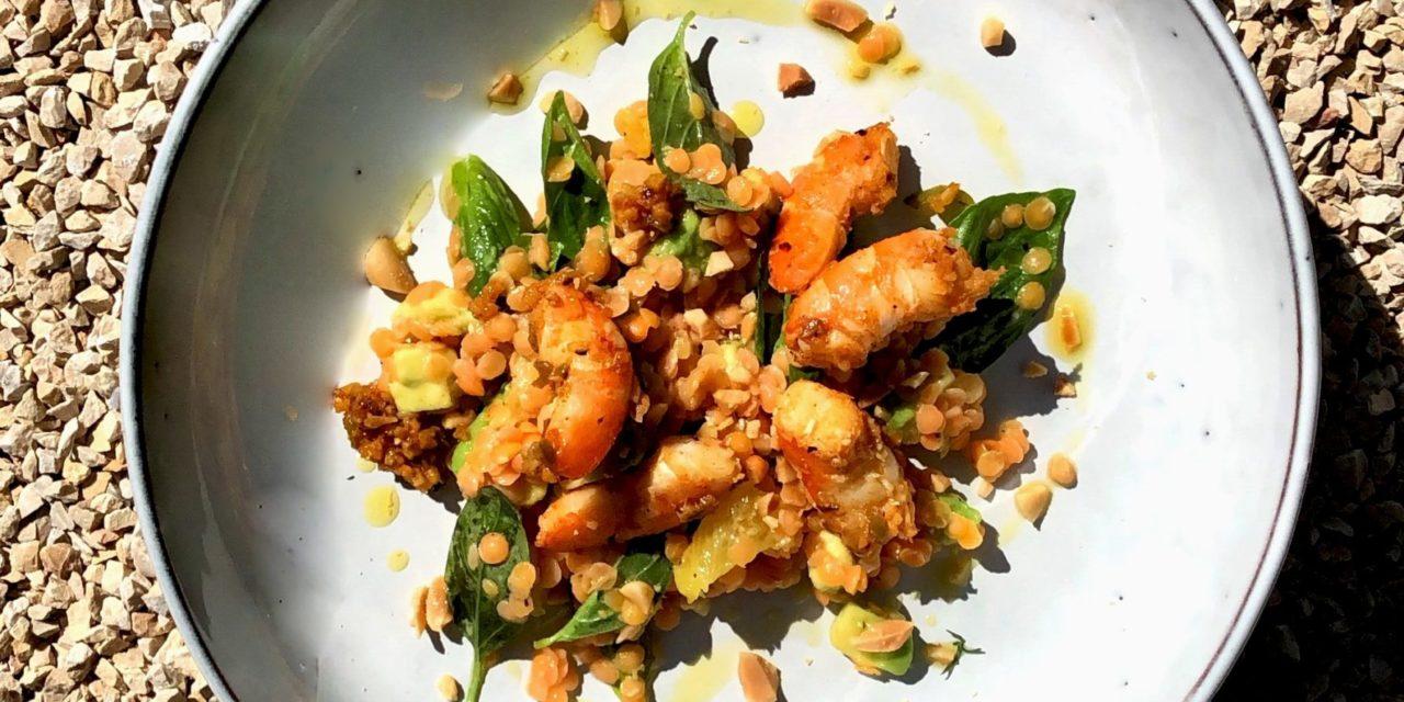 Salade de Lentilles corail IQF